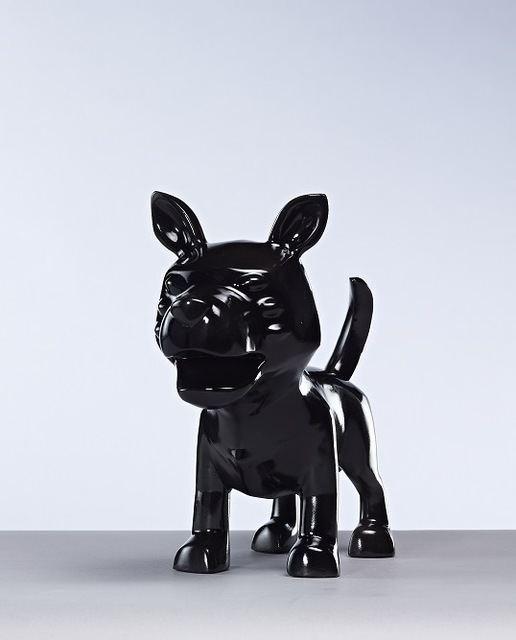 Poren Huang The Mayfair Dog Show Sladmore Contemporary Artsy