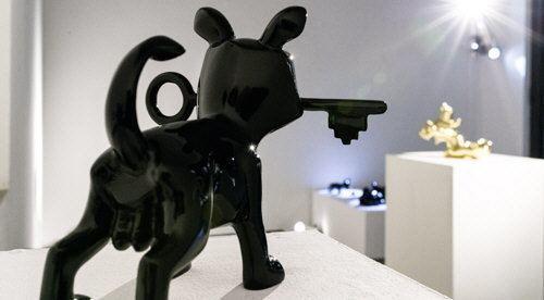 Poren Huang aquabitArt art gallery Berlin artists Poren Huang