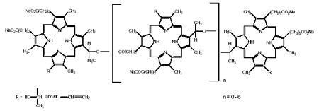 Porfimer sodium Porfimer Sodium CAS97067704 Potosensitizer MedKoo Biosciences