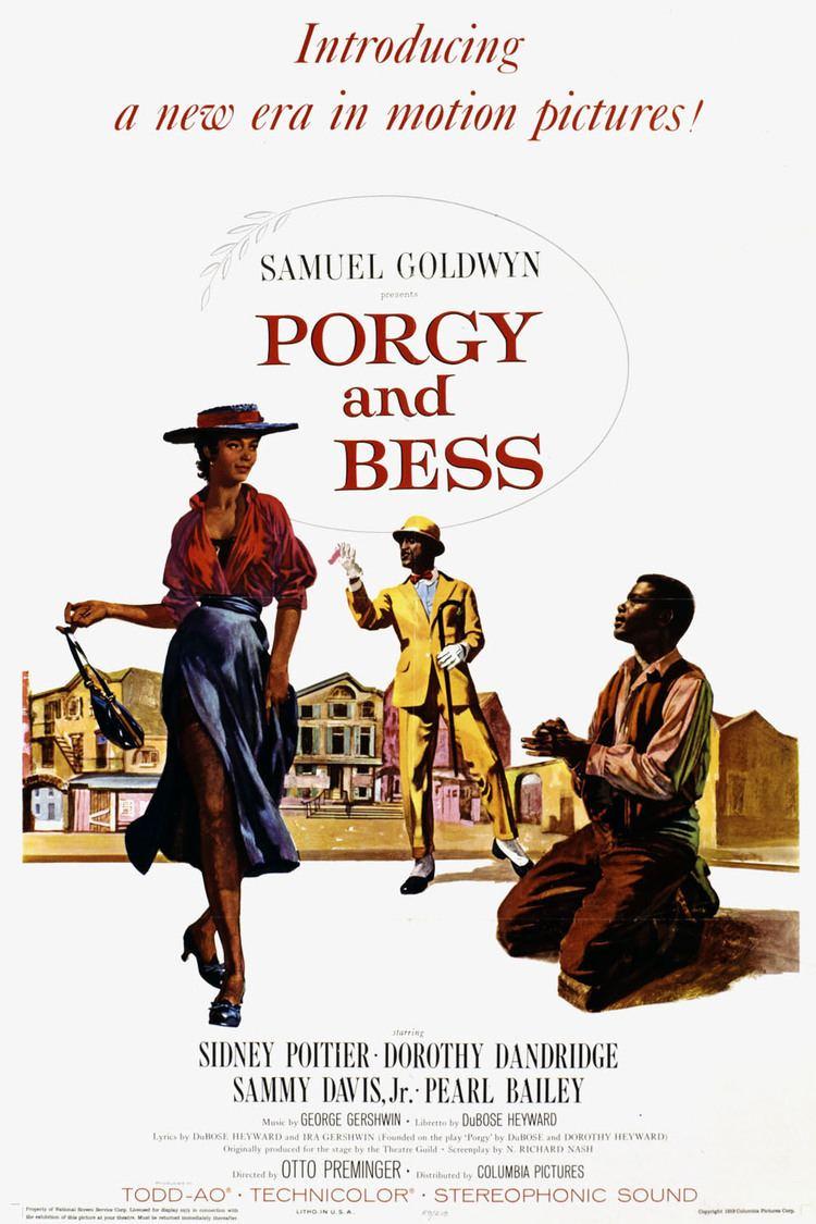 Porgy and Bess (film) wwwgstaticcomtvthumbmovieposters79387p79387