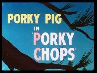 Porky Chops movie poster
