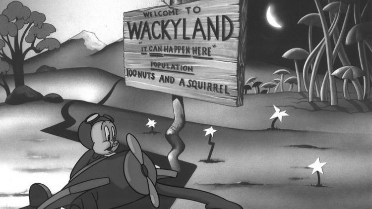 Porky in Wackyland Porky in Wackyland 1938 MUBI
