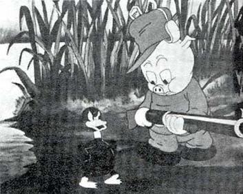 Porkys Duck Hunt movie poster