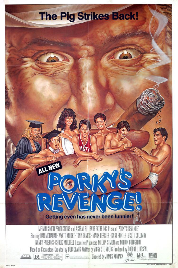 Porky's Revenge! wwwgstaticcomtvthumbmovieposters8727p8727p