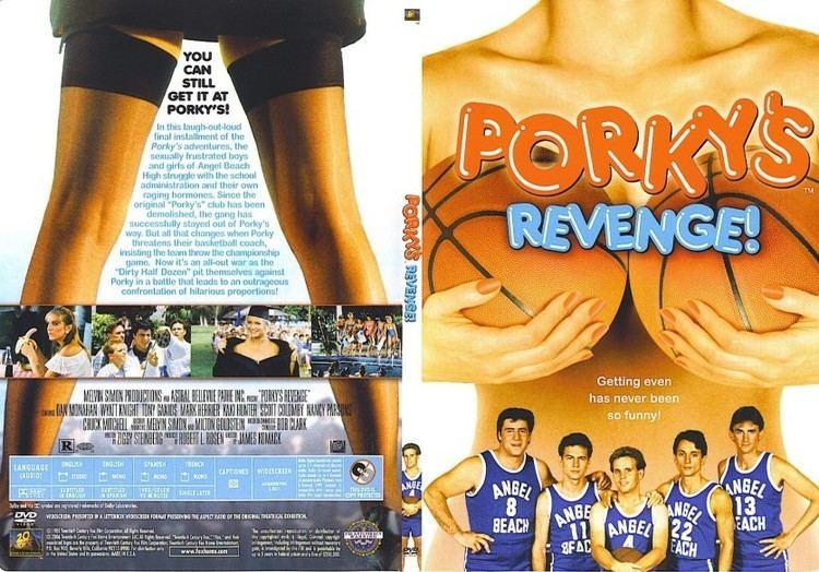 Porky's Revenge! Porkys Revenge 1985 aka Porkys 3 Revenge