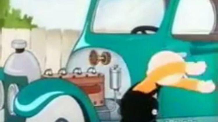Porky's Super Service Porkys Super Service Colorized Video Dailymotion
