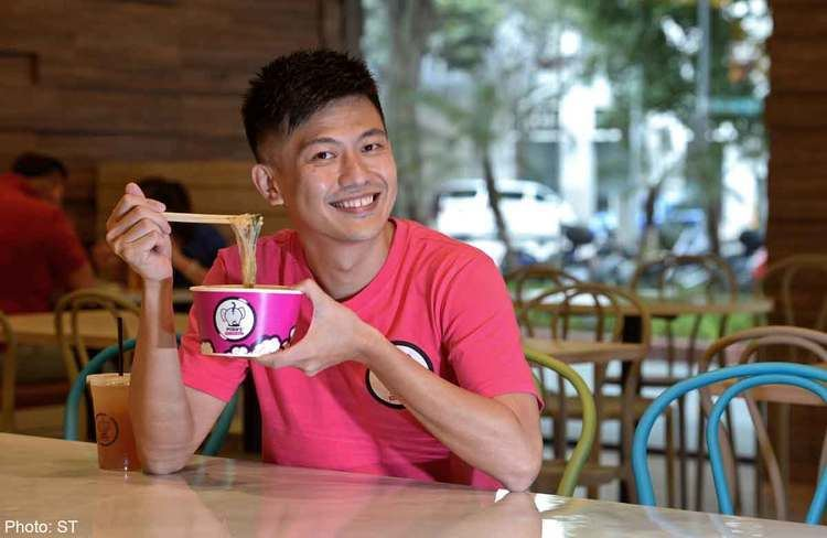 Pornsak Prajakwit Eat a meal spot a star Singapore News AsiaOne