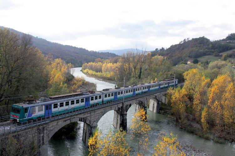 Porrettana railway wwwdiscoverpistoiaitimagesnaturartnaturart04