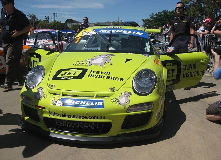 Porsche Carrera Cup Australia Championship