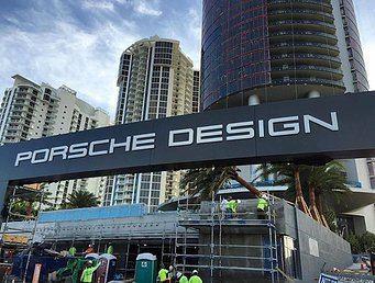 Porsche Design Tower The Porsche Design Tower Development Sunny Isles 3058902026