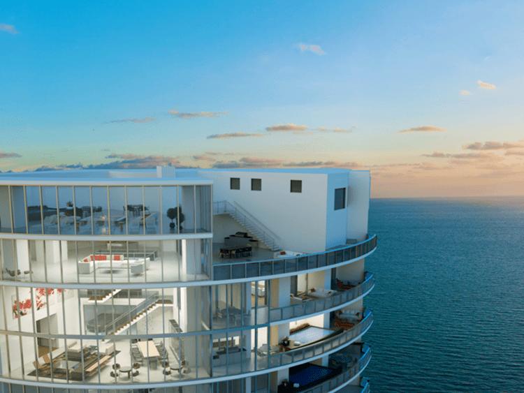 Porsche Design Tower Billionaires flocking to Porsche Tower Business Insider