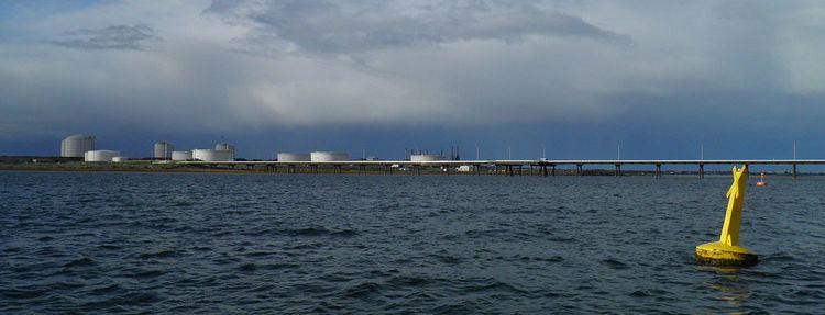 Port Bonython oil spill