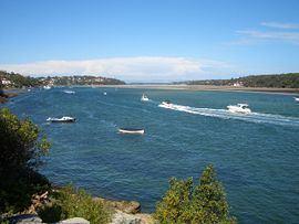 Port Hacking, New South Wales httpsuploadwikimediaorgwikipediacommonsthu