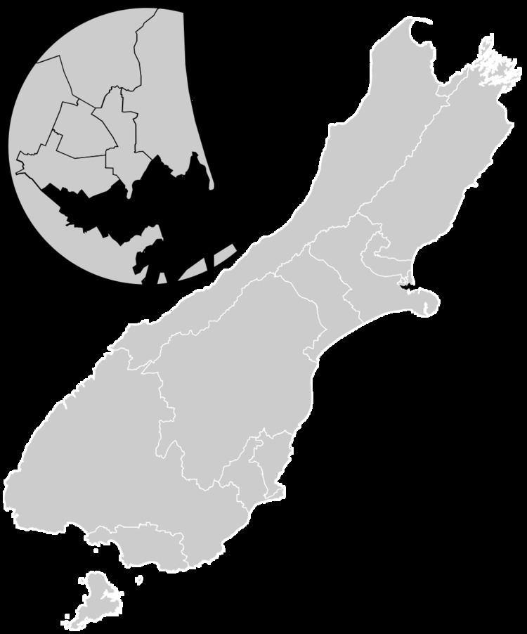 Port Hills (New Zealand electorate)