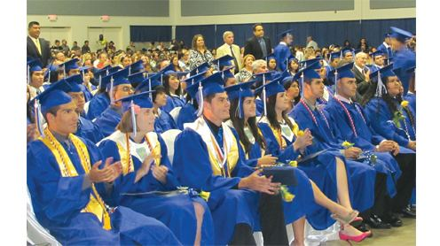 Port Isabel High School PIISD holds annual commencement Port IsabelSouth Padre Press