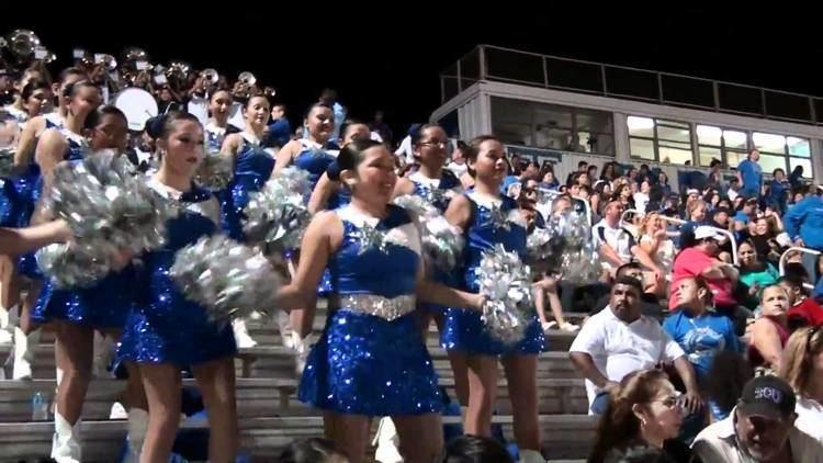 Port Isabel High School Port Isabel High school silver belles YouTube
