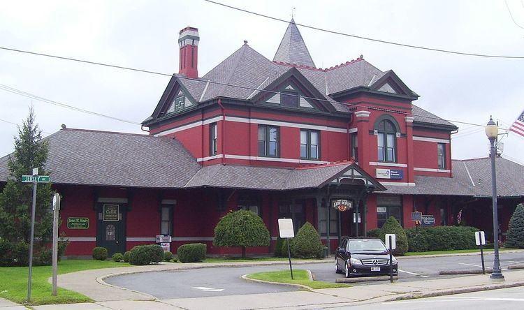 Port Jervis (Erie Railroad station)