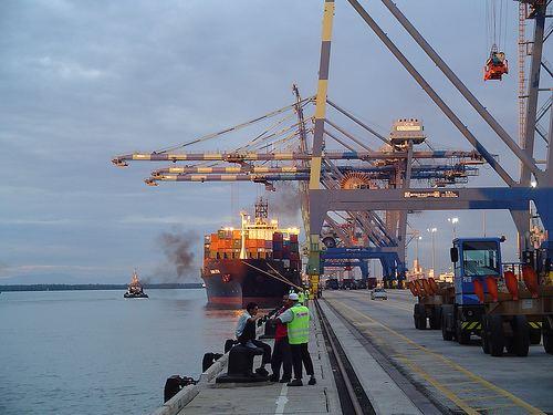 Port Klang wwwmalaxicomselangorportklangimagesportkla