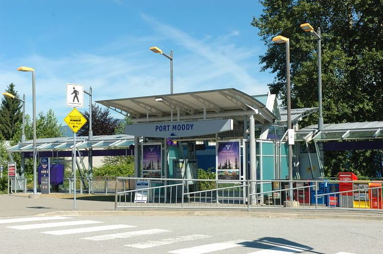 Port Moody railway station