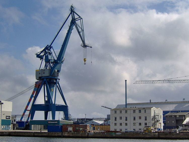 Port of Aarhus Aarhus Havn Port Overview