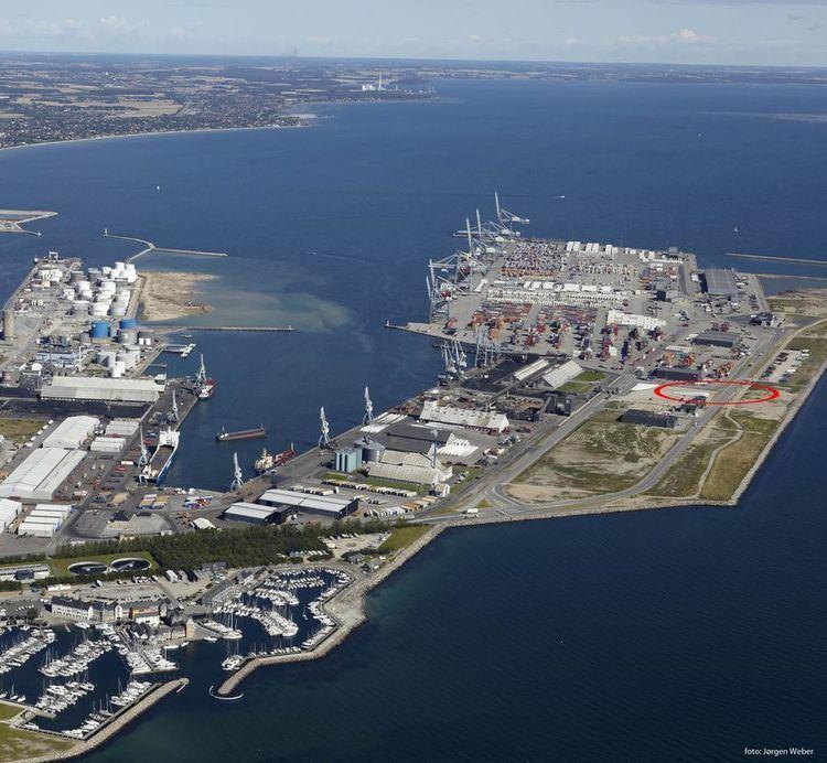 Port of Aarhus Aarhus Port Harbours review