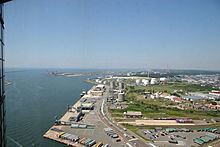 Port of Akita httpsuploadwikimediaorgwikipediacommonsthu
