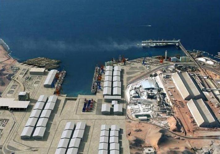 Port of Aqaba Transas Installs Standalone AIS Solution at Port of Aqaba Jordan