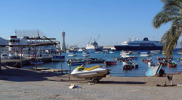 Port of Aqaba Transas Marine installs standalone AIS solution at Port of Aqaba