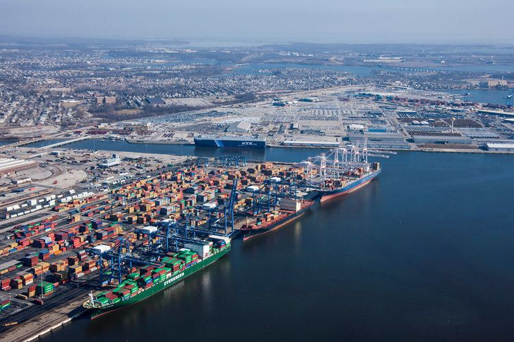 Port of Baltimore httpsmdbiznewscommercemarylandgovwpcontent