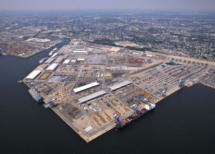 Port of Baltimore Port Strategy Record year for Port of Baltimore
