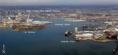 Port of Baltimore Port of Baltimore Wikipedia