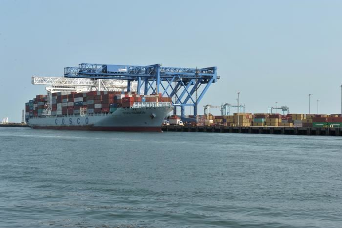 Port of Boston Boston port throughput up for fifth straight month