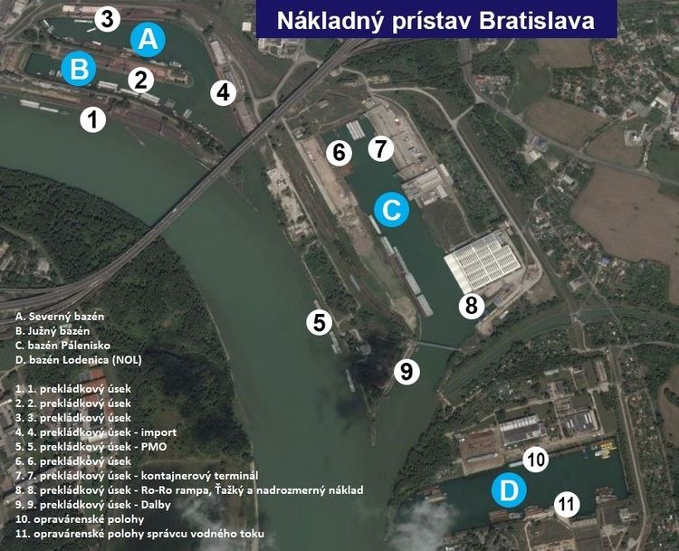 Port of Bratislava wwwvpasskwpcontentuploads201409NPBAvysjpg