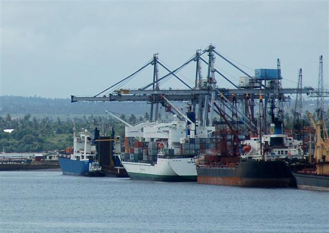 Port of Dar es Salaam www3smediacozatransportworldafricawpcontent