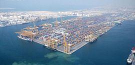 Port of Jebel Ali httpsuploadwikimediaorgwikipediacommonsthu