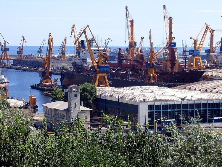 Port of Mangalia
