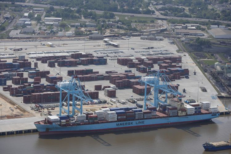 Port of Mobile Alabama State Port Authority Facilities APM TERMINALS MOBILE