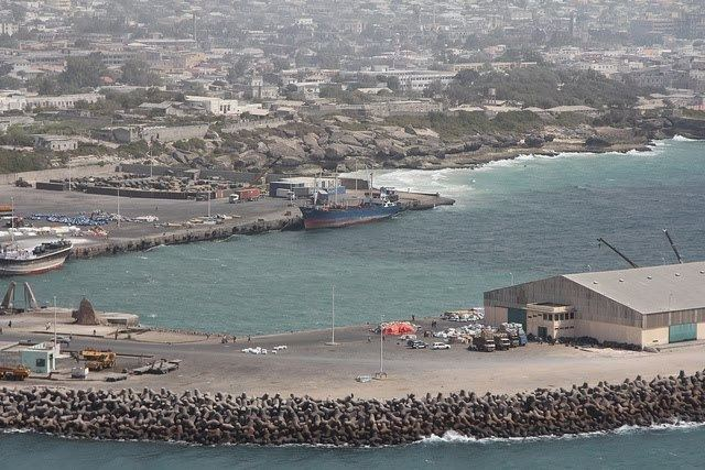 Port of Mogadishu Panoramio Photo of Mogadishu Port Somalia
