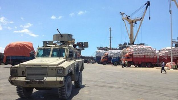 Port of Mogadishu Somalia39s fight to harness the power of Mogadishu port BBC News