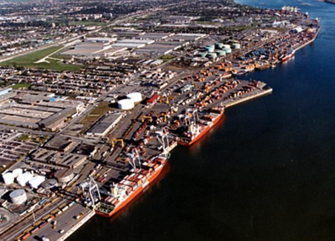 Port of Montreal Port of Montreal set for 132M infrastructure upgrade OnSite Magazine