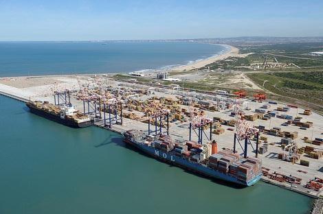 Port of Ngqura The port of Ngqura