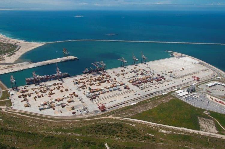 Port of Ngqura Port of Ngqura 2 Leading Architecture amp Design
