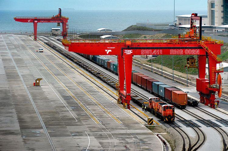 Port of Ngqura Transnet Port Terminals