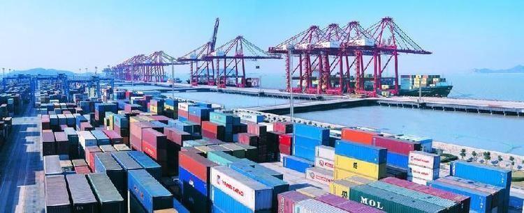 Port of Ningbo-Zhoushan NingboZhoushan port now accessible to world39s biggest 18000TEUers