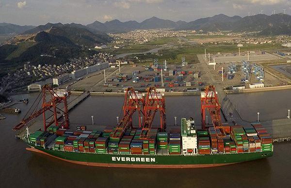 Port of Ningbo-Zhoushan Ningbo Zhoushan ports complete merger Business Chinadailycomcn