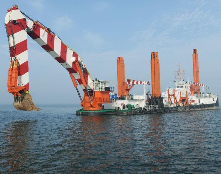 Port of Ningbo-Zhoushan Ningbo Zhoushan Preliminary Report Completed Dredging Today