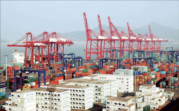 Port of Ningbo-Zhoushan Ports of Ningbo and Zhoushan Complete Merger World Maritime News