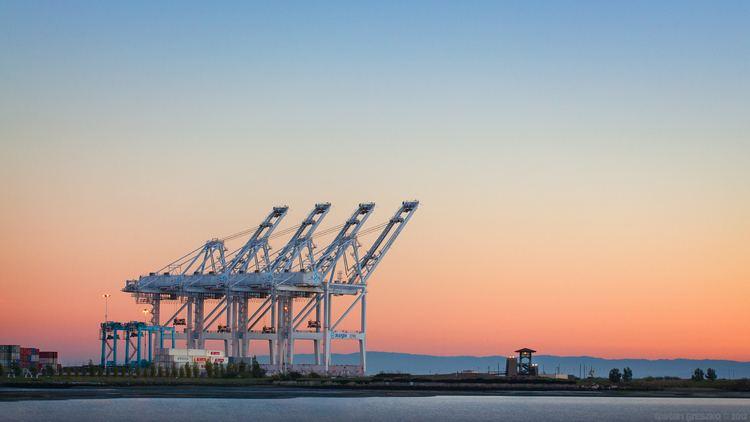 Port of Oakland Port of Oakland tristan greszko photography blog