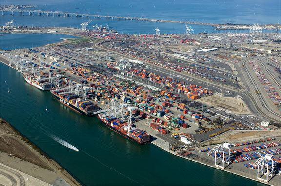 Port of Oakland Port of Oakland plans 600m upgrade Splash 247