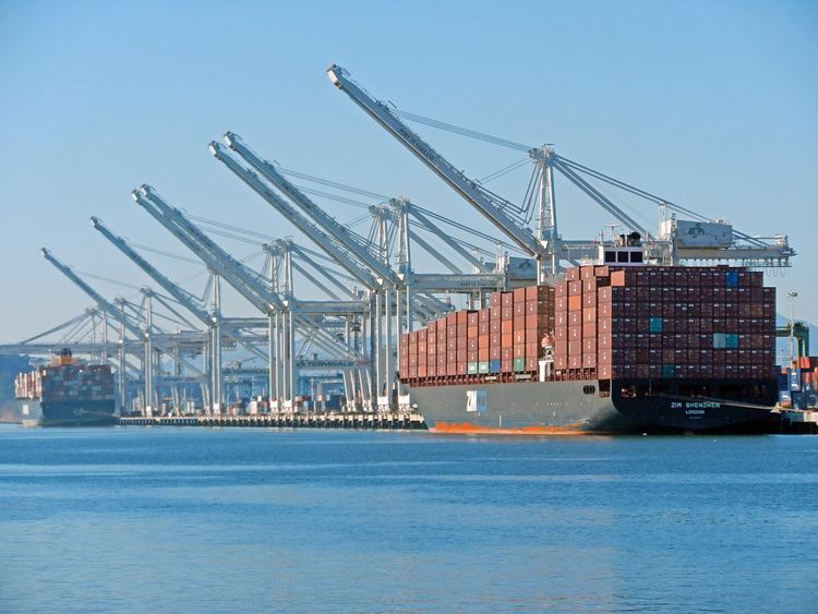 Port of Oakland Port of Oakland partners spending 600 million on future growth
